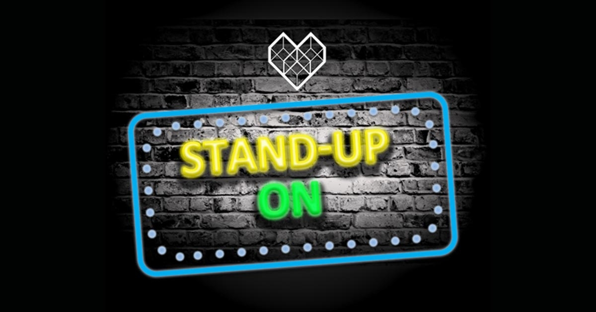 STAND UP ON - OPEN MIC