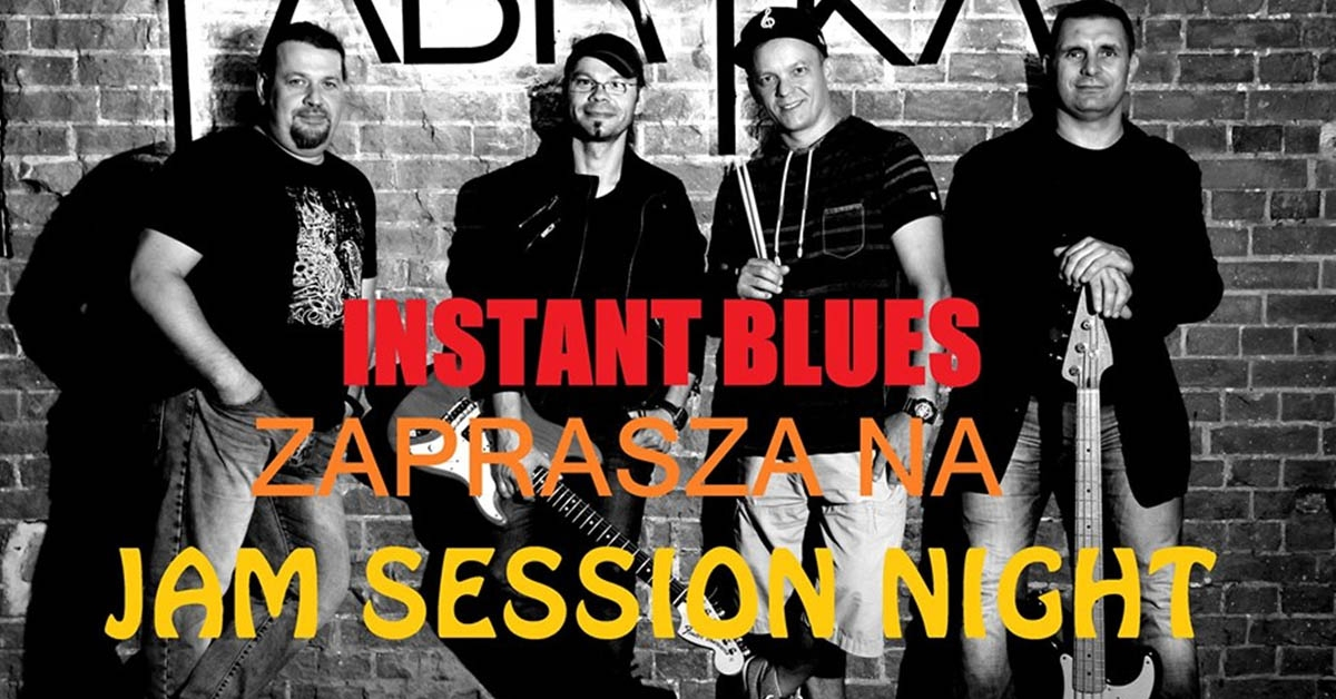 Jam Session Night z Instant Blues